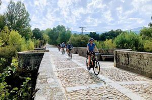 La Sierra de Guadarrama pedalea hacia Fitur 2021 con la presentación del proyecto CiclaMadrid