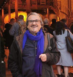 Teo Calvo: creación artística en tiempos de pandemia