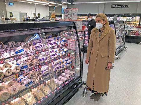 Supermercados BM abre nueva tienda en la calle Juan Carlos I de Collado Villalba