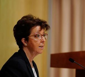 Elena Andradas, directora general de Salud Pública de la Comunidad de Madrid