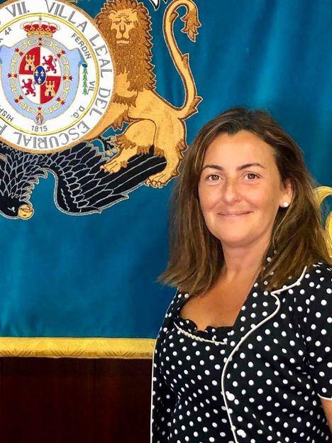 Marta de la Vera, de Ciudadanos, deja de formar parte del equipo de Gobierno de El Escorial