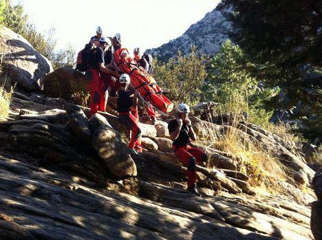El GERA realizó un 27 por ciento más de intervenciones en la Sierra durante el año 2020