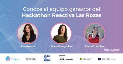 KEAY, una App para conectar familias y artistas infantiles, ganadora del Hackathon Reactiva Las Rozas