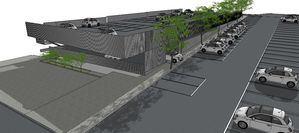 Anteproyecto para el aparcamiento de la Estación de Cercanías de Torrelodones