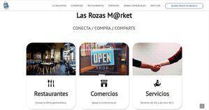 Las Rozas Market llega a los 250 comercios y se beneficiará de Fondos FEDER para su desarrollo