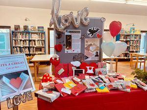 La Biblioteca de San Lorenzo de El Escorial propone una 'cita a ciegas' con un libro por San Valentín