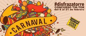 El Carnaval de los jóvenes de Torrelodones se traslada este año a la plataforma Tik Tok