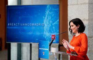 El Gobierno regional presenta la Estrategia para reactivar Madrid, con 214 inversiones y 28 propuestas de reformas
