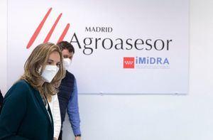 El IMIDRA pone en marcha Agroasesor, un servicio técnico de asesoramiento para agricultores y ganaderos