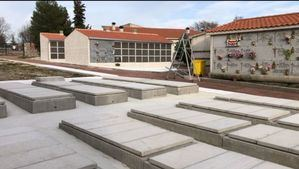 El Ejecutivo de Moralzarzal desmiente que el cementerio municipal se haya quedado sin espacio para enterramientos
