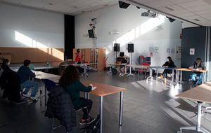 Comienza el primero de los cursos del programa de empleabilidad para jóvenes organizado por el SEJUVE y Cruz Roja