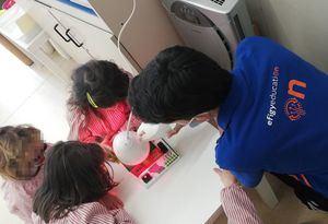 Escolares de Torrelodones y Las Rozas participan en los talleres sobre tecnologías energéticas de la Fundación Naturgy