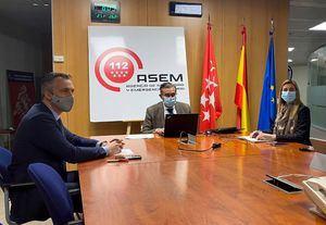 La Comunidad de Madrid revisará los planes territoriales de Protección Civil de 13 municipios