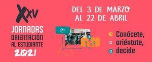Alpedrete celebra desde el 3 de marzo la XXV edición de las Jornadas de Orientación al Estudiante