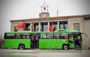 La Comunidad de Madrid refuerza la oferta de transporte público en autobús en la Sierra Oeste