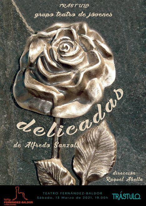 Trástulo presenta 'Delicadas' el 13 de marzo en el Teatro Fernández-Baldor de Torrelodones