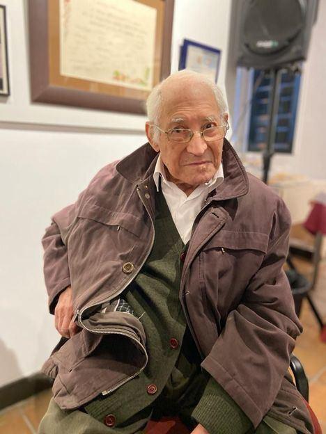 San Lorenzo de El Escorial despide a Félix Bernardino, Hijo adoptivo y referente artístico de la localidad