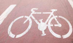 Comienzan en Moralzarzal los trabajos del carril bici que unirá el centro con el Polideportivo