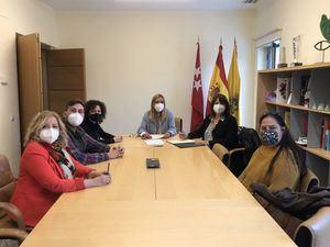 Collado Villalba firma un acuerdo con la Asociación Los Molinos para la integración de personas vulnerables