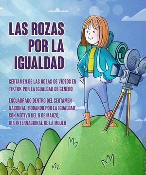 Las Rozas convoca un concurso de Tik Tok para sensibilizar sobre la igualdad de género