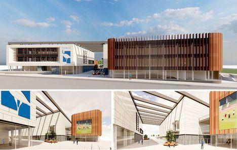 Salen a concurso las obras para el nuevo complejo cultural y deportivo de La Marazuela, en Las Rozas