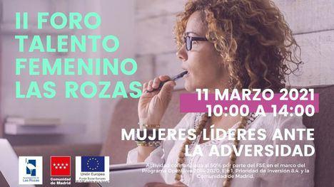 Las Rozas celebra el II Foro de Talento Femenino con motivo del Día Internacional de la Mujer