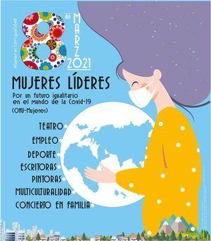 Collado Villalba presenta un amplio programa de actividades con motivo del Día Internacional de las Mujeres