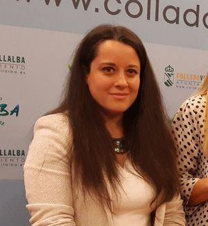Diana Barrantes deja Vecinos por Collado Villalba, pero asegura que no entregará su acta de concejal