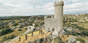 El PSOE de Torrelodones presenta un anteproyecto para mejorar el acceso a la Torre de los Lodones