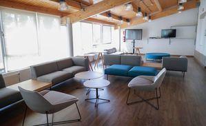 La Comunidad de Madrid restaura y renueva el jardín del albergue juvenil de San Lorenzo de El Escorial