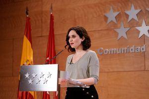 Isabel Díaz Ayuso disuelve la Asamblea de Madrid y convoca elecciones adelantadas en la región