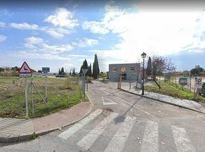 Ciudadanos propone que se adecente la entrada al cementerio de Torrelodones