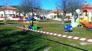 Moralzarzal reabre desde este viernes las zonas infantiles de los parques del municipio