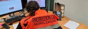 Protección Civil Moralzarzal homenajea a sus voluntarios en el aniversario del comienzo de la emergencia sanitaria