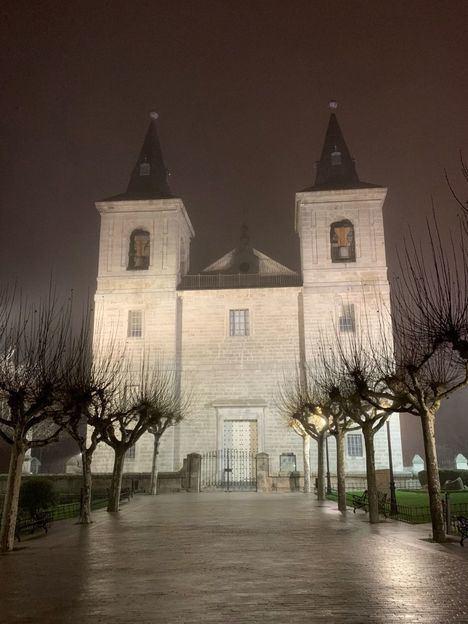 Este sábado, El Escorial se suma a la Hora del Planeta apagando la Iglesia de San Bernabé