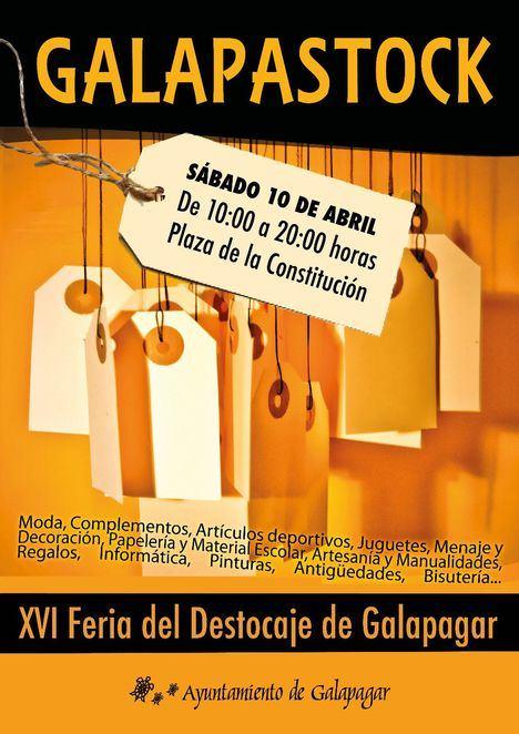 Galapagar abre la inscripción para la XVI edición de Galapastock, la Feria del Destocaje