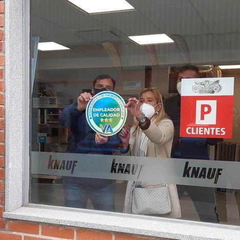 El Ayuntamiento de Collado Villalba crea los sellos 'Empleador de Calidad' para reconocer el esfuerzo de las empresas