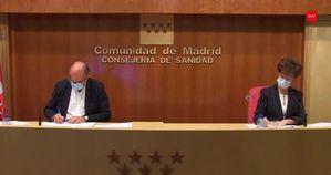 La Comunidad de Madrid levanta el confinamiento de Navacerrada y anuncia la prórroga, 14 días más, del toque de queda a las 23.00 horas