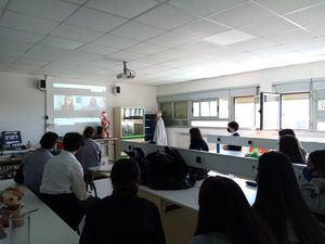 Semana de orientación académica y profesional 2021 en Laude Fontenebro