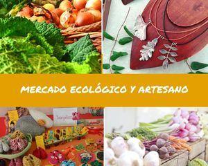 El Mercado Ecológico de Hoyo de Manzanares ofrecerá este domingo artesanía en vivo