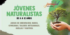 La Concejalía de Juventud de Alpedrete lanza la iniciativa Jóvenes Naturalistas