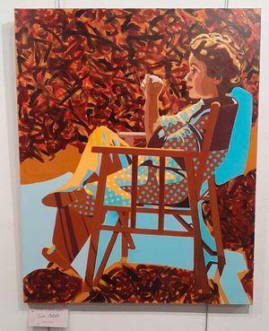 La Casa de Cultura Alfonso X El Sabio de Guadarrama acoge la exposición 'Mujeres, la otra mirada'