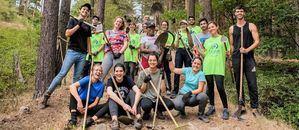 La Comunidad de Madrid retoma los campamentos juveniles de verano con actividades en la Sierra de Guadarrama