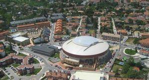 Moralzarzal designa la plaza de toros cubierta como colegio electoral para el 4 de mayo