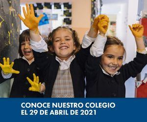 El Colegio Laude Fontenebro de Moralzarzal celebra su Virtual Open Day el 29 de abril