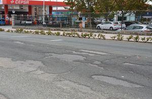 Comienzan los trabajos de asfaltado en varias calles de Guadarrama