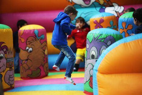 Las Rozas dedica una gran fiesta a los niños para reconocer su comportamiento ejemplar la pandemia