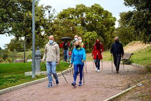 Majadahonda contará con el primer circuito de Nordic Walk de la Comunidad de Madrid