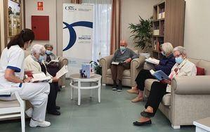 Residentes de las Residencias ORPEA participan en los Clubs de Lectura organizados por Atresmedia