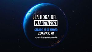 WWF España reconoce el compromiso de Torrelodones con la Hora del Planeta